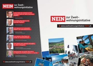Flyer - Volkswirtschaft Berner Oberland