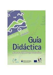 Guía didáctica NATURA 2000 en Canarias Qué ... - Interreg Bionatura