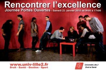 Untitled - Université Lille 2 Droit et Santé