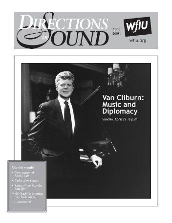 Van Cliburn: Music and Diplomacy - WFIU - Indiana University