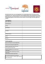 Met dit formulier kunt u een aanvraag indienen om in aanmerking te ...