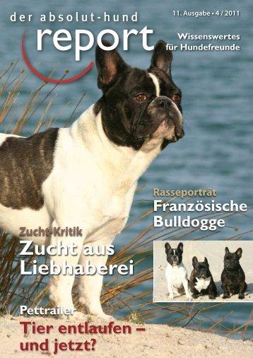 Zucht-Kritik - Problemhundtherapie in NRW