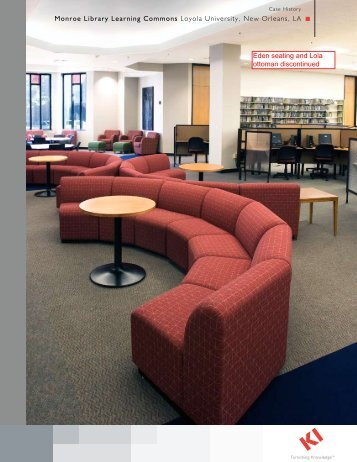 Monroe Library Learning Commons Loyola University, New ... - KI.com