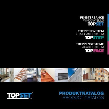 PRODUKTKATALOG PRODUCT CATALOG