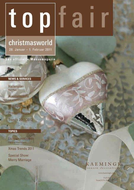 Universal Needs Weihnachtsbeleuchtung.Fair Top Top Fair