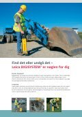 Leica DIGISYSTEMTM Find undergrundsinstallationer sikkert og ... - Page 2
