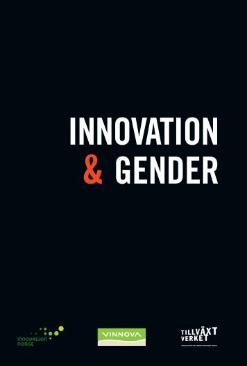Innovation & Gender - Vinnova
