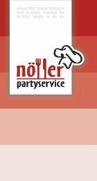 Speisenangebot als PDF Download (1082KB) - Partyservice Nöller