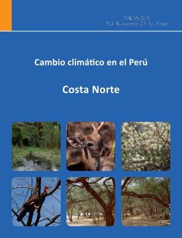 Cambio climático en el Perú. Costa Norte - CDAM - Ministerio del ...