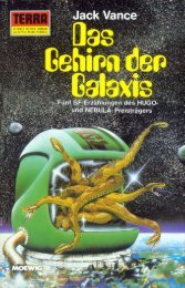 Jack Vance Das Gehirn der Galaxis