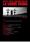 DESCRIPCIÓN: La Carne Cruda es un cortometraje de terror de 19 ... - Page 2