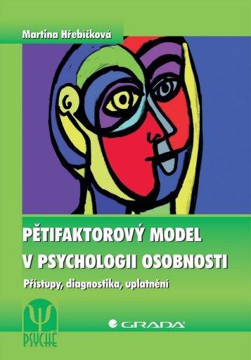 Pětifaktorový model v psychologii osobnosti - eReading