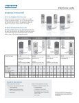 AB 211 Products for Compliance - Ingersoll Rand Security ... - Page 4