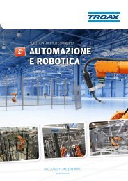Depliant area - Automation & Robotics - Troax