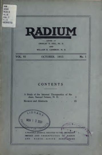 Radium, October 1915 - dissident-media