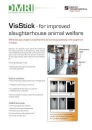 VisStick - Danish Technological Institute