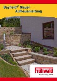 Bayfield Mauer Aufbauanleitung - Frühwald - wir geben Bauen ...