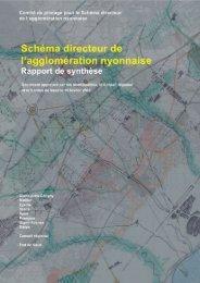 Rapport de synthèse - Conseil régional