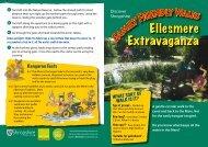 Ellesmere Extravaganza - Shropshire Walking
