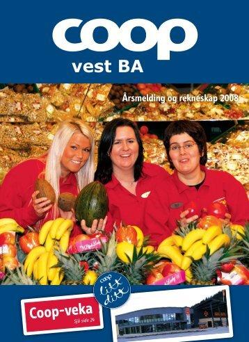 Coop Vest 2008