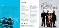 Download our 2013 Festival leaflet (PDF) - Laban