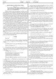 BOIB Núm. 51 27-04-2002 6 3 6 6 CONSELLERIA D ...