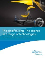 the Art of Mixing brochure - Water & Wastes Digest