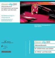 classic-clip2011 classic-clip2011 - QuArt@Kindermusiktage eV