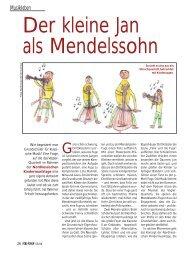 fono forum 05/08 - QuArt@Kindermusiktage eV