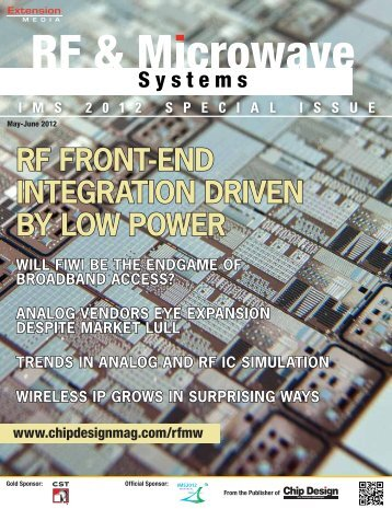 rf front-end integration driven by low power - Subscribe