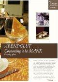 Mank Katalog Inspiration 2010 - Tischvielfalt - Seite 7