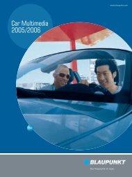 Car Multimedia 2005/2006 - Passiontec