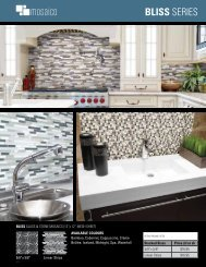 BLISS SERIES - Ames Tile & Stone