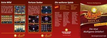 Servicepersonal-Info Magie Royal - Adp Gauselmann GmbH