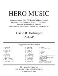 View Score PDF - TRN Music Publisher