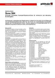 SERIE 384 - Lang & Schmidt OHG