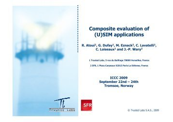 Composite evaluation of (U) - Your Creative Solutions