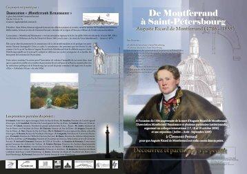pdf - 150 ko - Ecole Nationale Supérieure d'Architecture de ...