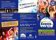 706 34 81 · Fax: 030 - 706 34 81 Mobil - Jugendgruppen Events .de