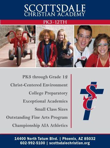 Parent's Resource Guide 2012 Phoenix Metro Edition - Private ...