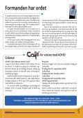 Blad nr. 3 | September 2012 - ADHD: Foreningen - Page 3