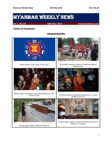 Myanmar_Weekly_News_Vol01_No.19