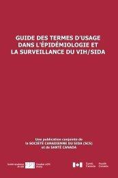 Guide des termes d'usage dans l'épidémiologie et la surveillance du ...