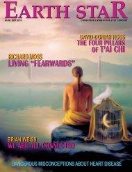 Issue #213 AUGUST/SEPTEMBER, 2013 - Earthstar