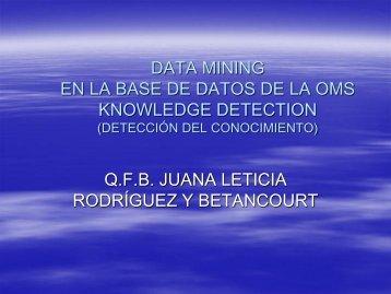 data mining corto - eVirtual UASLP