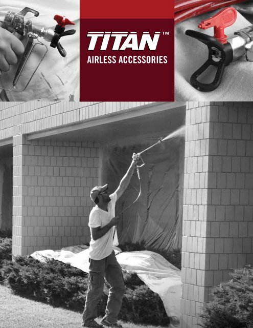 Titan 450-100A  Flat tip  /&  Adjustable tip guard