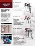 Accessories - Paint Sprayers, HVLP Sprayers, Powered Rollers - Page 4