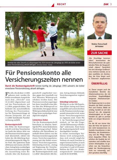 ZAK_Juli_2013.pdf - Arbeiterkammer