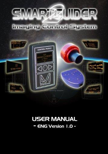 Download the LVI SmartGuider 2 User Manual - Telescopes.com