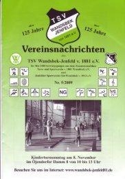 WME tr Htrtr@ - TSV Wandsbek-Jenfeld, Supersenioren